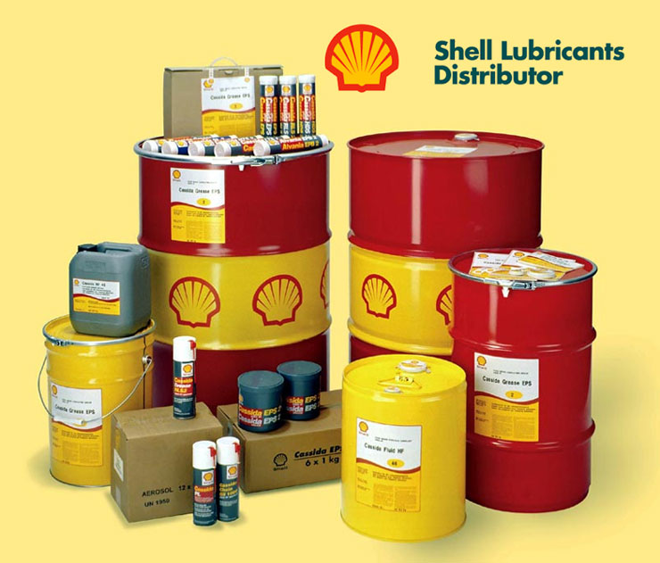 Shell Lubricant Distributor - Lubricants